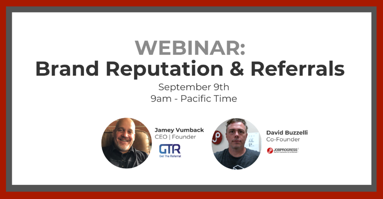 Brand Reputation and Referrals