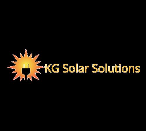 KG Solar Solution Logo