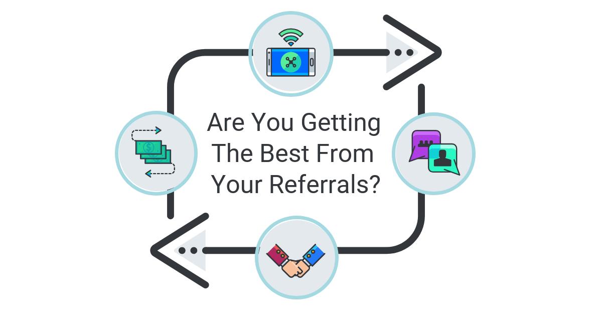 The 5 Steps of a Referral Program