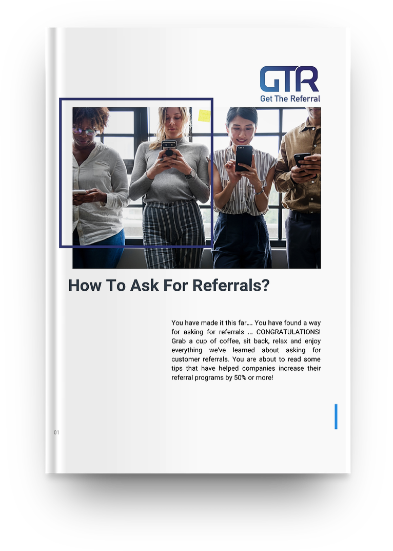 Ask fro Referrals